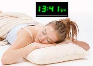 Daytime Sleeping